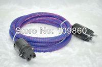 Cheap Furutech FP314AG EUR power cord with Oyaide P079E+C079 Schuko power plug 1.5M