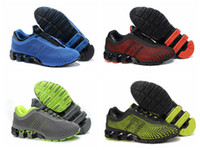 Wholesale Hot Sale New Bounce Sports Men Athletic Shoes Leisure Lace Up Brand high quality P5000 Running Shoes