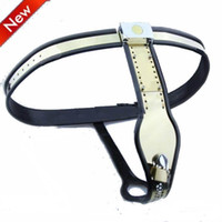 Cheap Male Titanium belt Best Stainless Steel Chastity Belt  stainless steel T belt