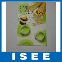 Wholesale Brazil Gauss Magnetic Slimming Toe Ring Lose Weight Acupoint Massage As Body Beauty Slimming Products for Lady