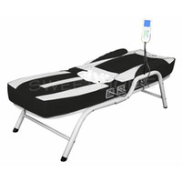 Wholesale automatic infrared carbon fiber heating jade massage bed