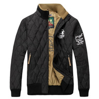 Wholesale 2014 jacket men down coats White duck down feather winter jacket for men horse jackets outdoors