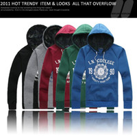 Wholesale Outdoors Man Sportswear Hoody Autumn Winter Men Fashion Cotton Tracksuits Jogging Sport suit