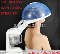 Wholesale ozone protable hair and facial steamer in functions salon beauty skin care moisture machine