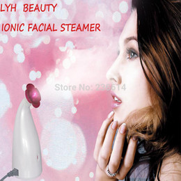 Wholesale ozone ions protable facial steamer tender face skin spa cleaner sprayer tools for sale
