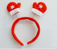 Wholesale Creative Christmas headband New Arrival Beautiful Christmas Party Supplies Christmas Decorations Christmas gifts