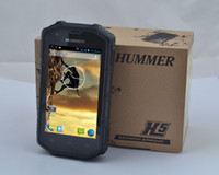 h5 phone - Hummer H5 IP68 dustproof waterproof Android4 WCDMA G Smart Phone Shockproof GPS inch sreen Unlocked outdoor cell phone