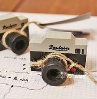 rubber stamps - Minimum order DIY Vintage LOMO Photo Camera rubber stamp Wooden Retro Scrapbooking