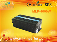 Cheap CE RoHS SGS Approved ! DC to 110V 120V 220V 230V 240V AC 4000W Pure Sine Wave Solar Power Inverter Air Conditioner Inverter
