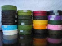 Wholesale rolls color floral tape make silk flower tape