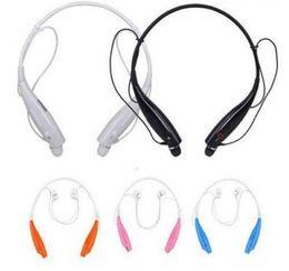HBS-730 Sport Neckband Headset In-ear Wireless Headphones Bluetooth Stereo Earphones Earphone Headsets For All Buletooth phone colors