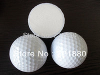 golf driving range - Layer Golf Clubs Practice Balls Whit White Piece Golf Driving Range Balls