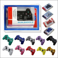 playstation games - Wireless Bluetooth SixAxis Controller Gamepad Game Controller Joystick For Playstation PS3 Free DHL Shipping