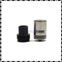 Cheap 2014 China wide POM Top Caps bore rebuildable atomizer plastic drip tip 510 drip tip fit for the atty atomizer and vulcan atomizer Newest