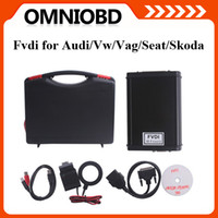 Wholesale 2015 Dongle Vag AVDI FVDI ABRITES Commander For VAG Audi VW Seat FVDI VAG V21 Get Hyundai Kia Tag Key Tool Software and VVDI ImmoPlus V13