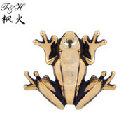 Charms floating charms Other Newly Designed Gold Frog Floating Charms For Memory Glass Lockets floating charms wholesale