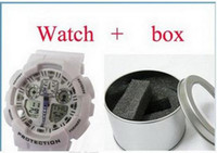 baby good sports - 2016 luxury Hot selling New arrival promised good blx sports watch baby Digital watches watch original shocked box ga g