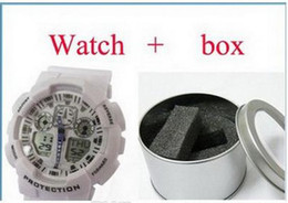 Wholesale 2016 luxury Hot selling New arrival promised good blx sports watch baby Digital watches watch original shocked box ga g