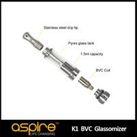 Cheap Replaceable bdc aspire Best 1.5ml Glass aspire