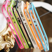 Cheap Apple iphone4 4S mobile phone sets shell border signal ring sets wholesale protective cover protective shell