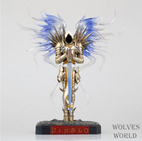 Wholesale Diablo III Archangel Tyrael PVC Action Figure Collection Model Toy cm