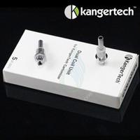 Kanger bobines de pulvérisation rebuildable tête pour Kangertech protank 3 mini-aerotank méga réservoir aérodynamique mini-T3D Evod clearomizer 2 de verre