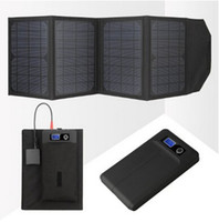 Wholesale 20W with laptop battery pack W High Powered Foldable Laptop Solar Panel Charger solar panels solar charger