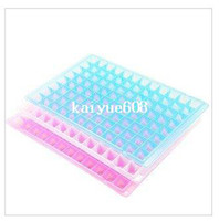Wholesale Silicone Diamond Cube Ice Mold Tray cm Files Frozen Cells O021