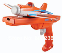 Wholesale Pull Back Dusty Crophopper planes Aircraft model toy Plastic Alloy Learning Educational Toys with retail packaging
