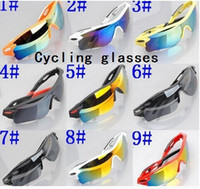 Cheap Multi Cycling glasses Best Blue Discoloration cycling Eyewear