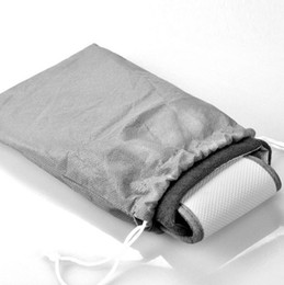 Wholesale Soft Travel Slippers Hotel Spa Slipper Terry Cloth mm Thick Sole with Non Woven Pouch Carry Away