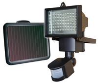 Cheap New Arrival 60 LED Solar outdoor wall lamps garden lighting LED Flood Security Garden Light with Motion Sensor Solar Lamp