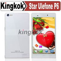 Cheap Star Ulefone P6 Pro P92 6.0 Inch IPS FHD 1920x1080 Screen Android Smart Phone with MTK6592 Octa Core CPU 2GB RAM and 13MP Camera