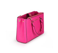 Cheap HOT Genuine Leather M Type Handbags Designer Elegant Lady Shoulder Bags Pure Color Messenger Bags Women Handbag Tote 9 Colors Good Christma