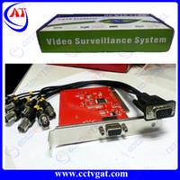Yes cctv super dvr - DHL CCTV Super Compatibility CH DVR Card Video Instersil Chipset BIT HD Video