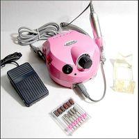 Cheap Electric Nail Drill Nail dill Best 110-120V/220-250V  Stamping kit