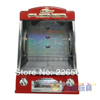 Wholesale Piece Fairground Coin Pusher Arcade Machine Game Fairground Penny Pusher