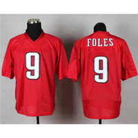 Cheap #9 Nick Foles Red Elite Jersey 2014 New Arrival Cheap Authentic Football Jerseys High Quality Sports Apparel Uniform Best Jersey
