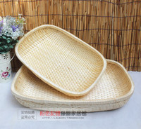 Wholesale Natural willow handmade storage basket containing the collection basket Home Furnishing decoration