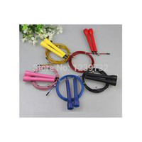 Wholesale Ultra Speed Original Cable Wire Skipping Skip Adjustable Jump Rope Crossfit
