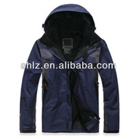 Wholesale Oudoor Jackets for Men Waterproof Branded Breathable Mountain Hiking Hunting Wear on sale