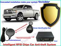 Cheap car free shipping RFID key anti-theft 12Voltage transponder immobiliser alarm system Australia New Zealand