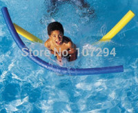 Wholesale 8pcs swimming pool fun noodle floating pool noodle random color cm
