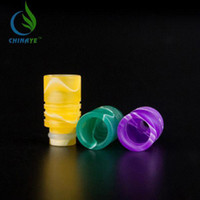 Wholesale 510 wide bore Drip tips Acrylic Drip tip atomizers Mouthpiece for ego WAX Globe Kanger BDC Aspire Atomizer