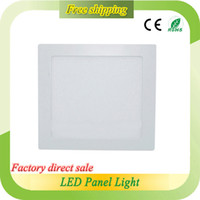 Cheap Square LED Downlight LED Panel Light 145x145mm 10W and 240x240mm 20W Samsung Chip Warranty 3 Years CE RoHS Free Shipping