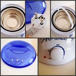 Wholesale Pro wax Professional V Wax Heater Hair Removal Depilatory Salon Paraffin SPA Warmer