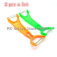 Wholesale pieces New Arrivals Multifunctional vegetable fruit peeler zester cutter Kitchen tool