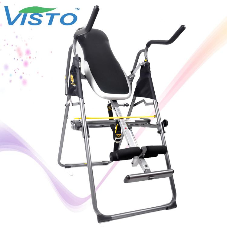 Inversion Table Home Exercise Machine Foldable Inversion Table Gym ...