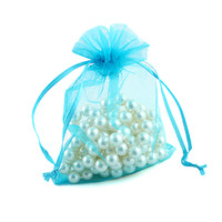 big gift bags - Fashion Gift Package Big size Colorful Transparent Gauze Bag for Jewelry Packaging Display