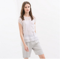 Cheap New 2014 Women T-Shirt Short Sleeve Solid Color Fashion Brand T Shirt Simple Women Clothing Punk Crop Top Plus Size In Stock